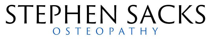 Stephen Sacks Osteopathy